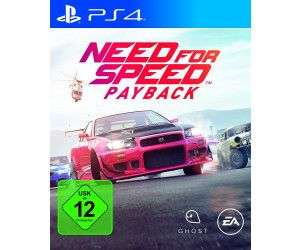Need for Speed: Payback(PS4 & Xbox One) [Saturn & Mediamarkt]