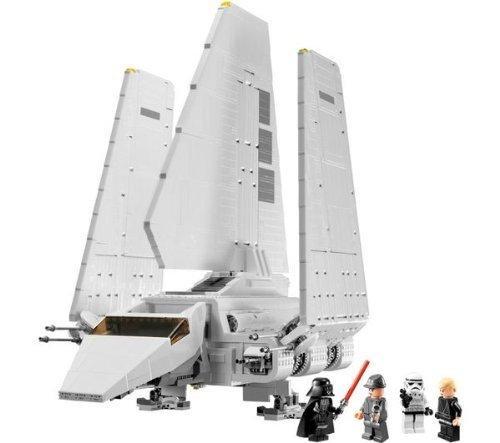 Die Schlacht geht weiter: LEGO Star Wars 10212 – Imperial Shuttle (TM) für 211,55 € inkl. Versand @ Amazon.it -22%