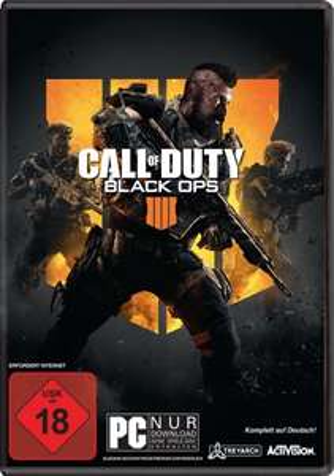 Call of Duty: Black Ops 4 (PC) für 39,99€ (Media Markt & Saturn)
