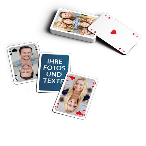 22% Rabatt bei MeinSpiel - Individuelle Spielkarten & Kartenspiele selbst gestalten und drucken