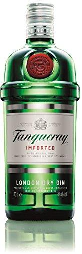 2 x Tanqueray London Dry Gin (0.7 l) durch Einzelkauf und Aktionsgutschein (Amazon Prime)