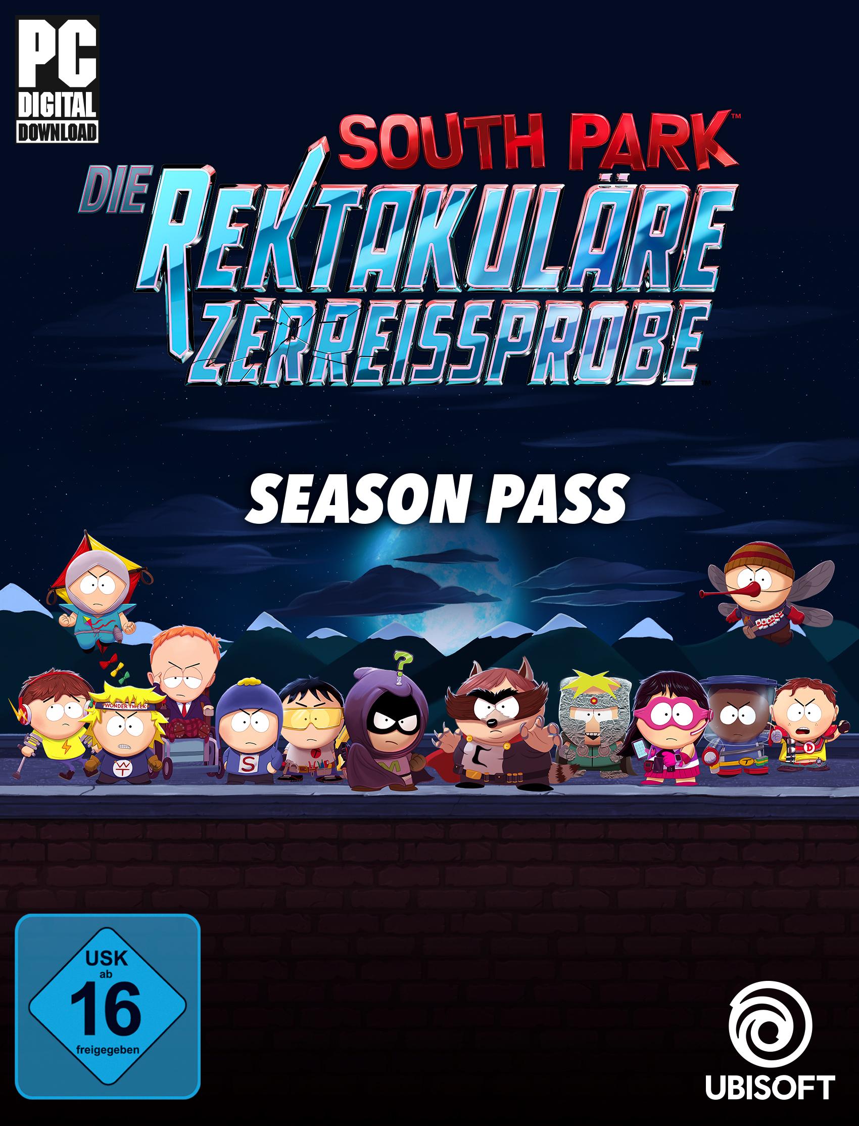 South Park: Die rektakuläre Zerreißprobe - Season Pass (PC Code Uplay) für 5€ (Amazon)