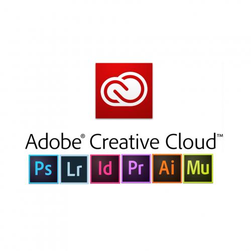 Adobe 40% Rabatt auf die gesamte Creative Cloud im Jahres Abo.