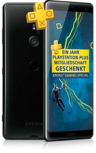 Sony Xperia XZ3 Gaming Bundle mit Telekom Magenta Mobil M (Young) mit Handy (Neuvertrag) / inkl. Hardware im Wert von 725,61 €