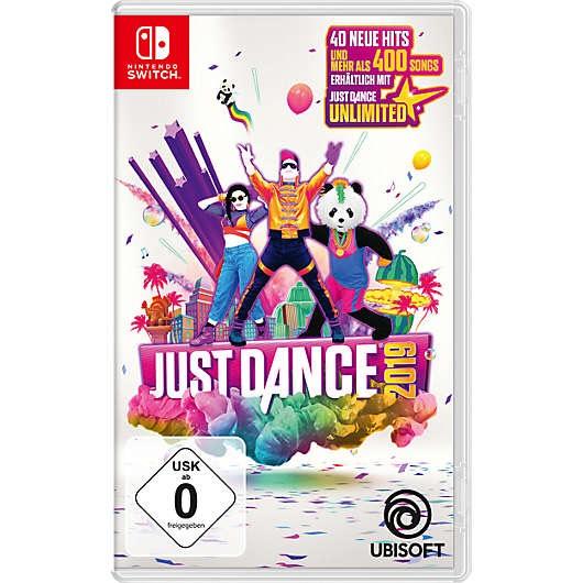 Just Dance 2019 Switch + weitere Plattformen (Punkte vorausgesetzt!)