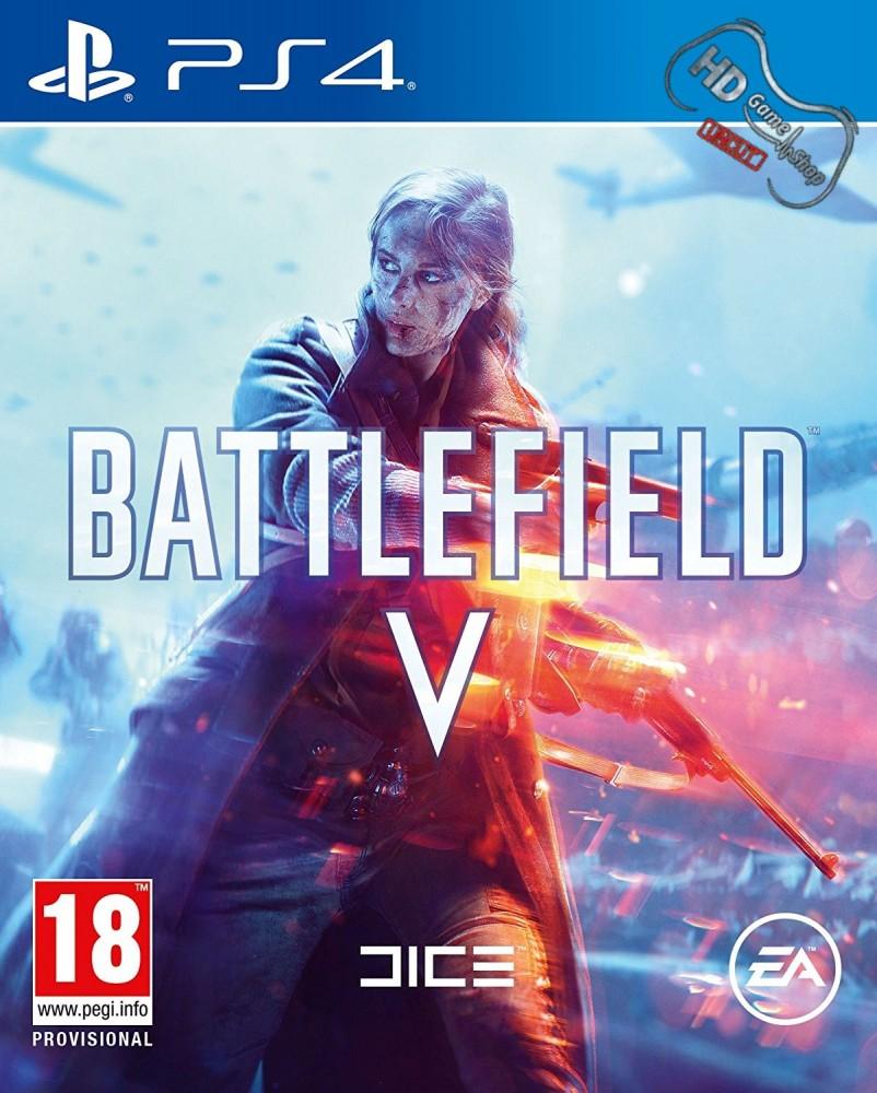 Battlefield 5 PS4/Xbox nur 49,99€
