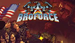 Broforce (Steam) für 3,49€ im Humble Store