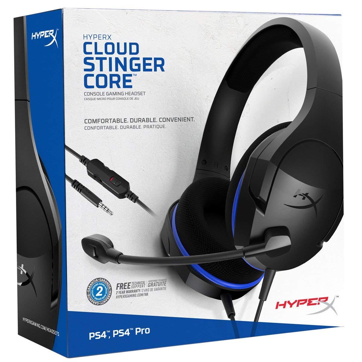 [saturn / amazon / Media Markt] Kingston HyperX Cloud Stinger Core - Over-Ear Kopfhörer (PS4 & PS4 Pro, Xbox One, Nintendo Switch)