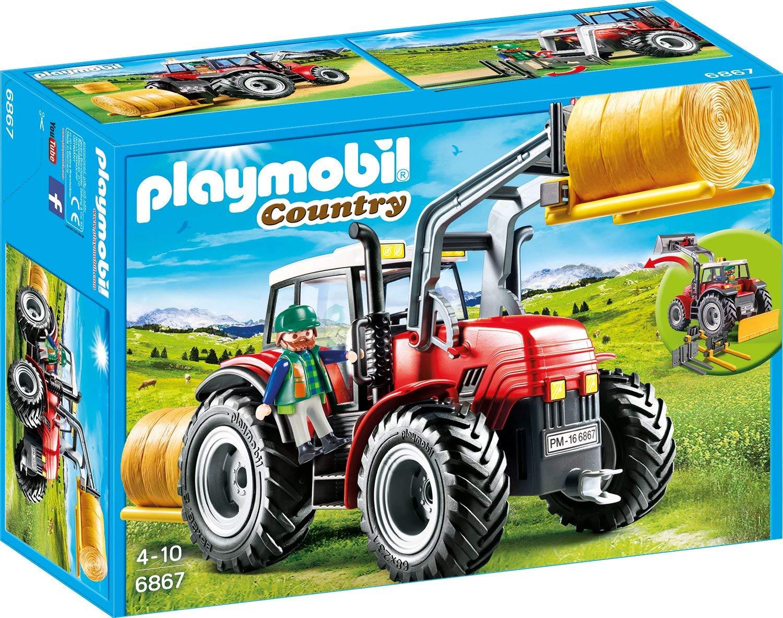 [Amazon.uk] Playmobil 6867 - Riesentraktor mit Spezialwerkzeugen