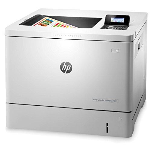 (Amazon)(Office Partner) HP Color Laserjet Enterprise M553n Farblaserdrucker