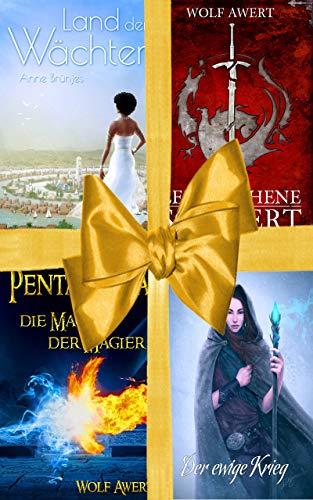 gratis EBook - Die Fantasy Weihnachtscollection - 5.000 Seiten Fantasy [Kindle]