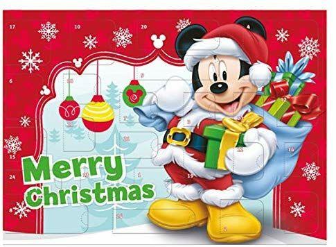 Undercover MICK8022 Adventskalender, Disney Mickey Mouse (Amazon Prime)
