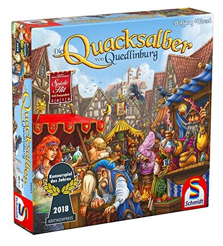 Die Quacksalber von Quedlinburg - Schmidt Spiele [Amazon Prime]