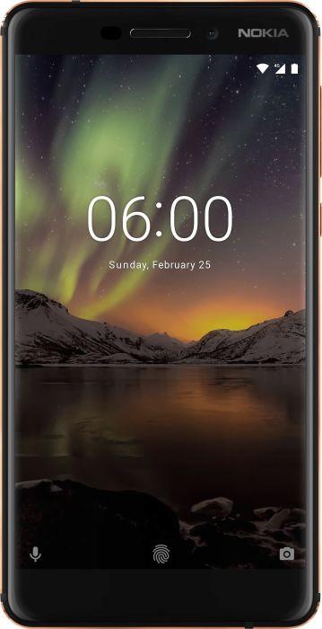 Amazon Angebot des Tages NOKIA (z.b. Nokia 6.1 DS für 177,- Euro oder Nokia 7 Plus DS für 269,- Euro)