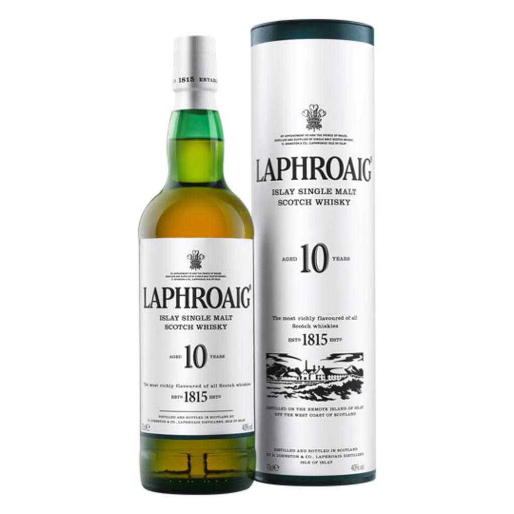 [Amazon] Whisky im Tagesangebot, z.B. Laphroaig 10 Jahre für 23,99€