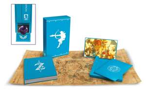 The Legend of Zelda: Breath of the Wild - Creating a Champion Hero's Edition - (Bücher.de)