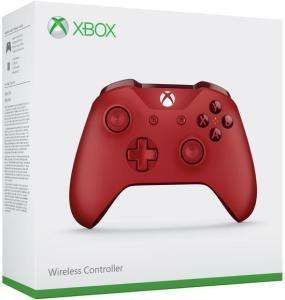 Xbox One S Wireless Controller (Rot & Blau) für je 39,99€ & (Phantom Black Special Edition) für 41,84€ (Saturn & Saturn eBay)