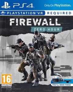 Firewall: Zero Hour (PS4-VR) für 13,78€ (Amazon IT)