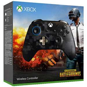 MICROSOFT Xbox Wireless Controller PUBG LE Schwarz Digital-Camouflage für 42,74€ mit Click & Collect