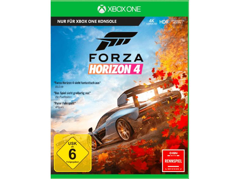 Forza Horizon 4 - Standard Edition [Xbox One] @ Media Markt (Abholung)