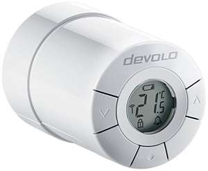 [Amazon] devolo Home Control Heizkörperthermostat Z-Wave