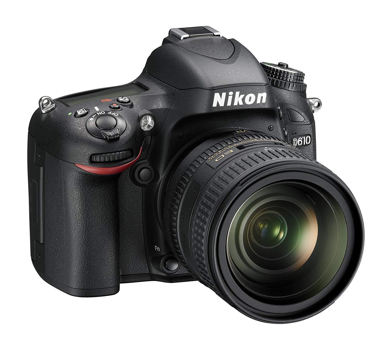 [AMAZON.IT] Nikon D610 Body + 24/85 Objektiv VR DSLR, Nital card: 4 J. Garantie