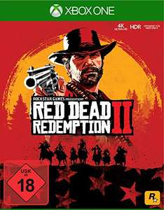 [Amazon WHD] Red Dead Redemption 2 Standard Edition Xbox One
