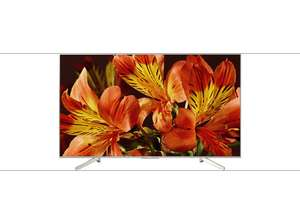SONY KD-49XF8577, 123 CM (49 ZOLL), UHD 4K, SMART TV, LED TV, 1000 HZ, DVB-T2 HD, DVB-C, DVB-S, DVB-S2