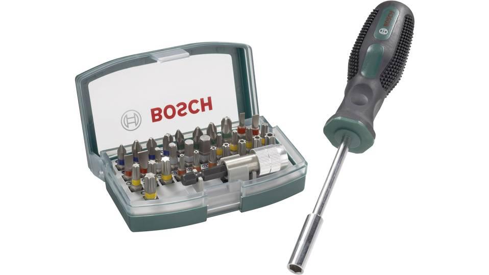 Bosch Accessories Bit-Set 32teilig [digitalo]