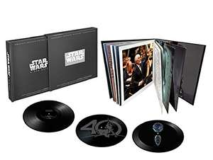 [Amazon.fr] - Vinyl-Set: Star Wars: A New Hope – 40th Anniversary 3-LP Collector's Edition