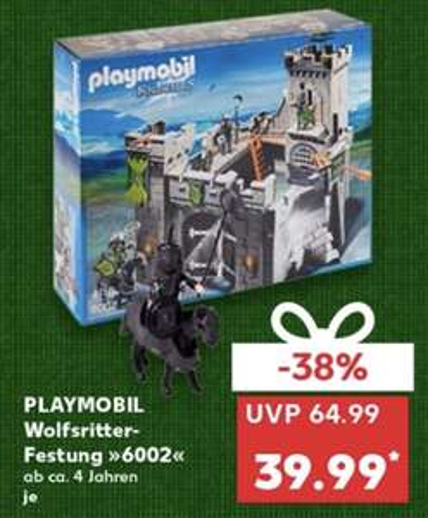[Kaufland] Playmobil Angebote