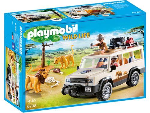 [Real online] Playmobil Angebote: z.B. Wild Life Safari-Geländewagen mit Seilwinde für 20,94€