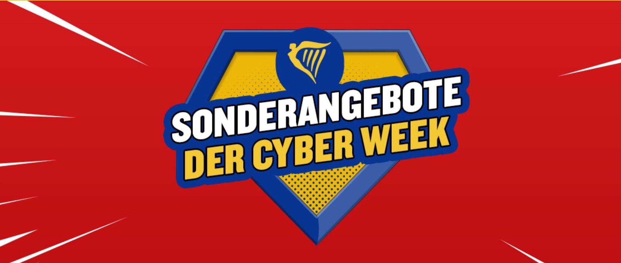 Ryanair Cyber Week - Teil 1 - jeden Tag neue Angebote und Rabatte