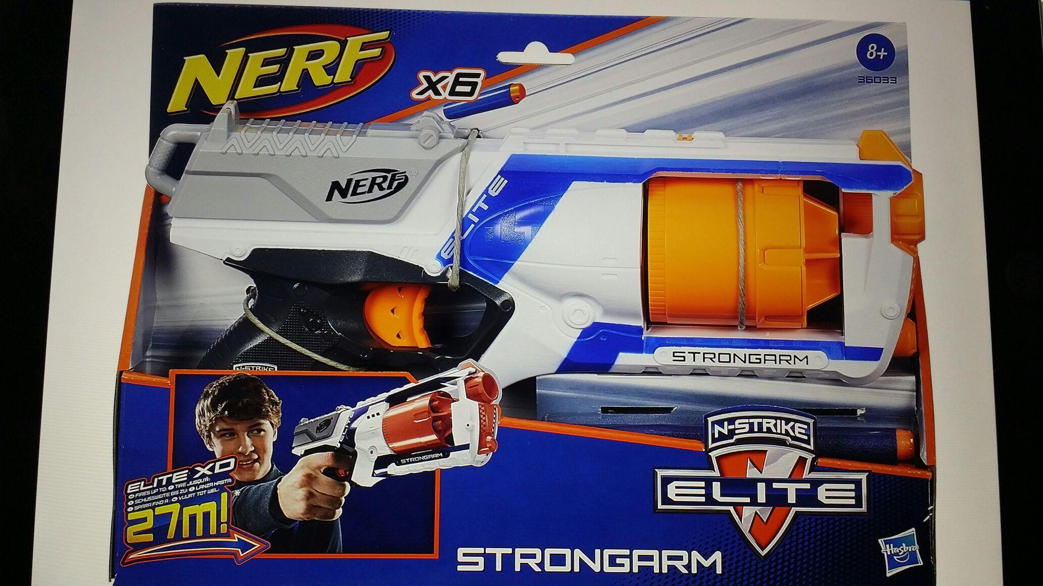 Amazon Tagesangebot Nerf Elite Strongarm
