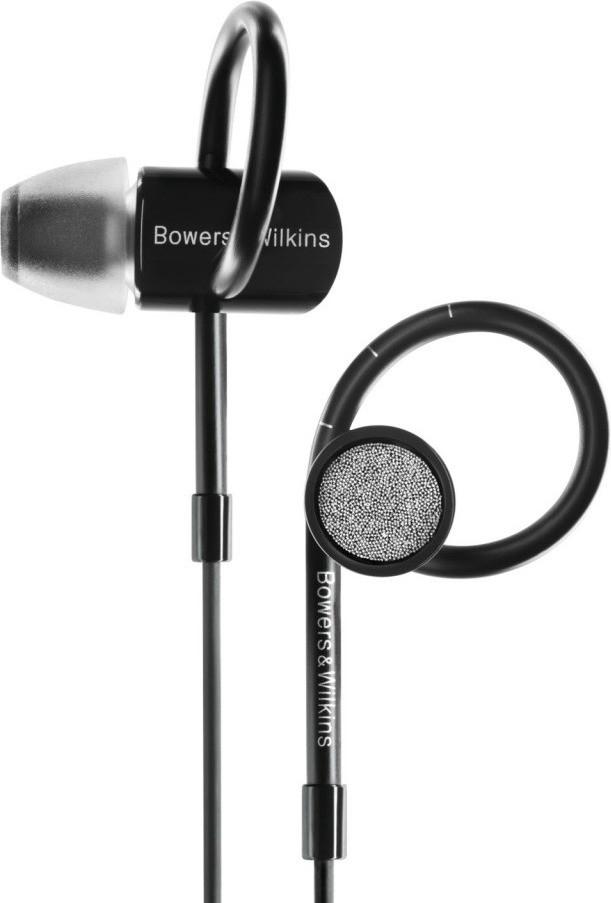 Bowers & Wilkins C5 Serie 2 In-Ear-Kopfhörer inkl. MFI-Anschlusskabel [amazon WHD]