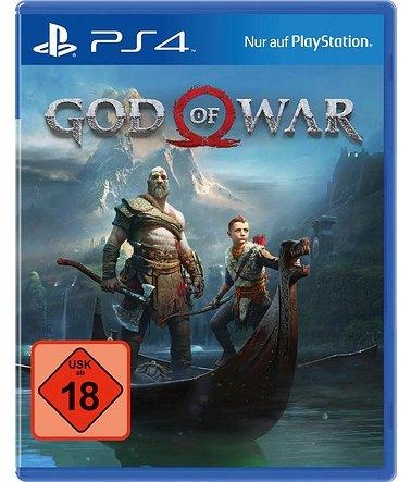 God of War (PS4) ab 22,94€ inkl. Versand