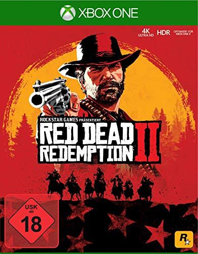 Red Dead Redemption 2 (Xbox One) für 45,86€ (Amazon)