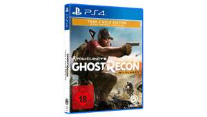 Tom Clancy's Ghost Recon Wildlands Year 2 Gold Edition [PS4+Xbox One] [Müller]
