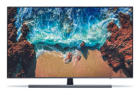 "[expert Waldecker lokal] Samsung UE65NU8079 (65"" Ultra HD, VA, 120Hz, Edge-LED, 8bit+FRC, 500 cd/m², HDR10+ & HLG, FreeSync, Tizen 4.0)"