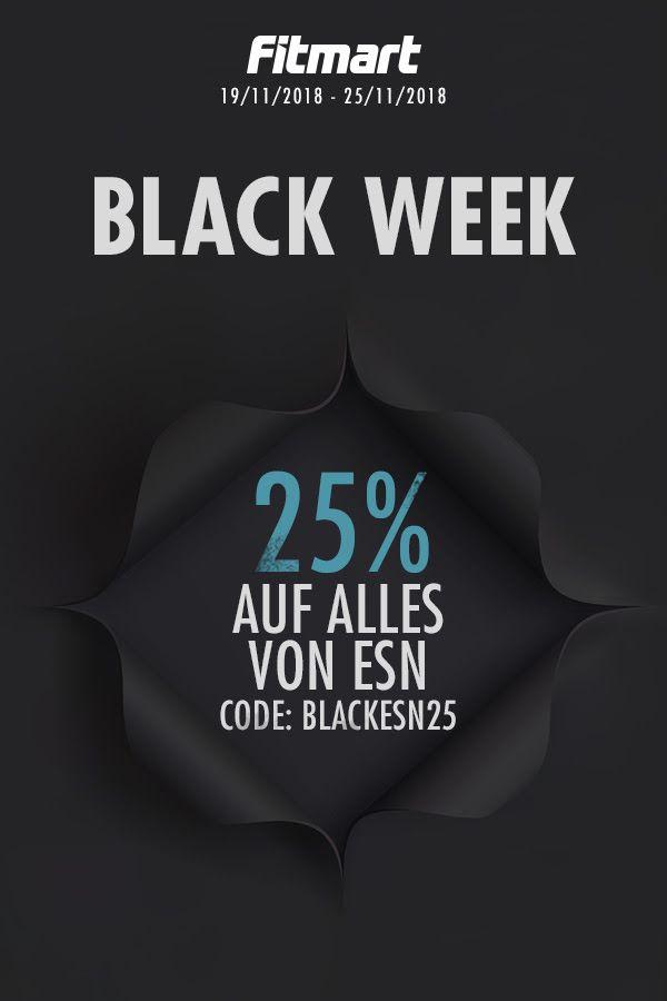 Black Week bei Fitmart -25%
