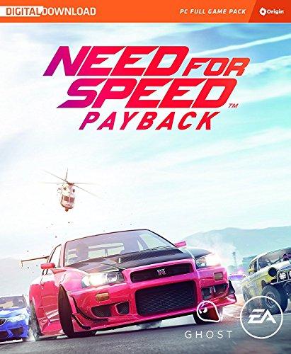 Need for Speed Payback (Origin Code) für 9,99€ (Amazon)