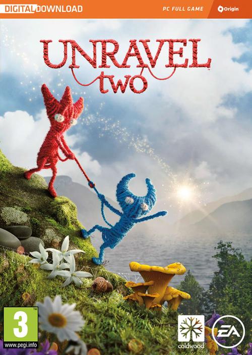 Unravel Two (Origin Code) für 9,99€ (Amazon)
