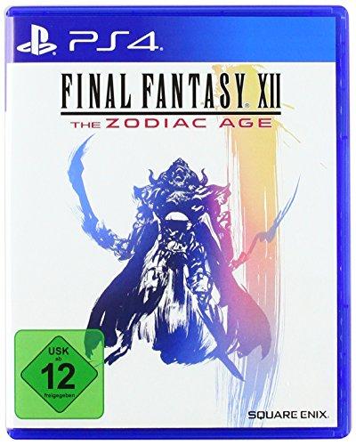 Final Fantasy XII: The Zodiac Age (PS4) für 10,95€ (Amazon Prime)