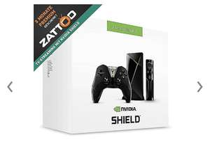 [Cyberport] Nvidia Shield + Controller + Remote + 3 Monate Zattoo