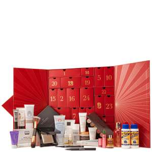 Lookfantastic Adventskalender mit 20 % Rabatt (+2 % Shoop möglich)