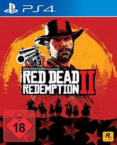 Red Dead Redemption 2 - PS4 [Amazon]