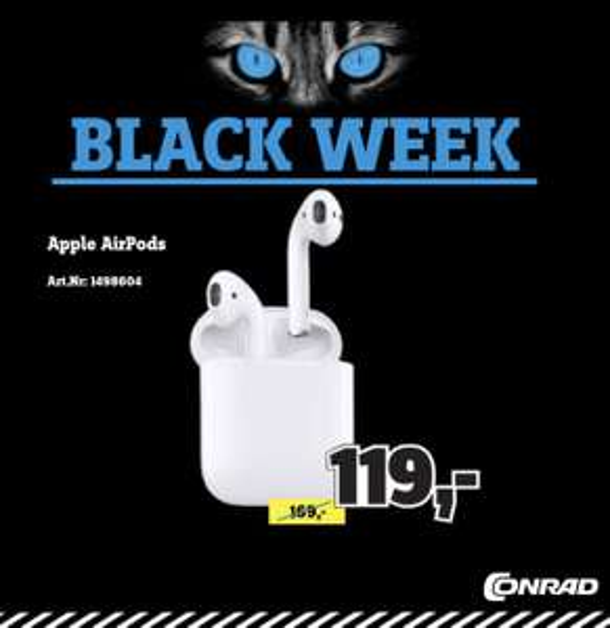 [lokal Conrad Bonn] Apple Airpods 119€ | Dualshock Controller 39€ etc.