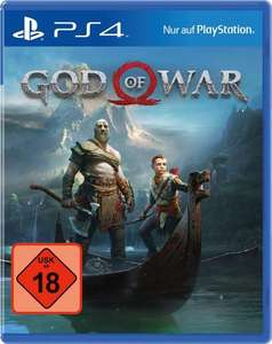 God Of War PS4 Spiel