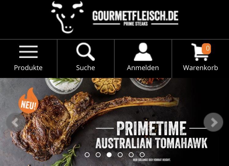Gourmetfleisch macht dieses Jahr auch wieder mit - 15% auf alles am Freitag!!