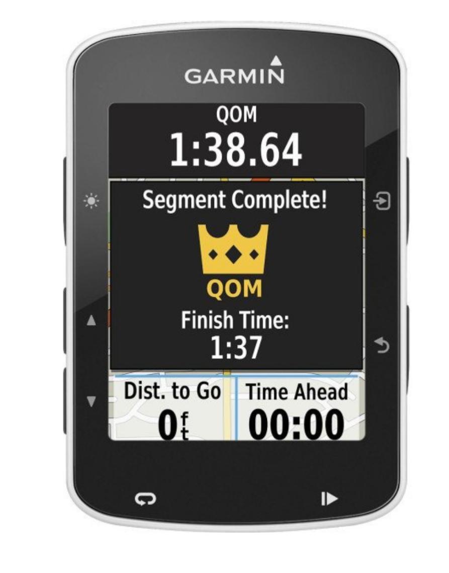 Garmin Edge 520 GPS Fahrradcomputer   EVP 280 Euro